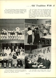 Page 14, 1952 Edition, Crawfordsville High School - Athenian Yearbook (Crawfordsville, IN) online yearbook collection
