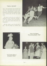 Page 11, 1955 Edition, Crawfordsville High School - Athenian Yearbook (Crawfordsville, IN) online yearbook collection
