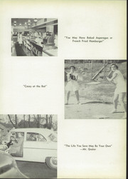 Page 13, 1955 Edition, Crawfordsville High School - Athenian Yearbook (Crawfordsville, IN) online yearbook collection