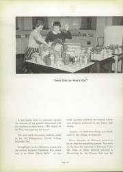 Page 14, 1955 Edition, Crawfordsville High School - Athenian Yearbook (Crawfordsville, IN) online yearbook collection