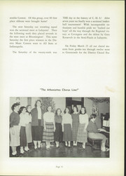 Page 15, 1955 Edition, Crawfordsville High School - Athenian Yearbook (Crawfordsville, IN) online yearbook collection