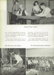 Page 16, 1955 Edition, Crawfordsville High School - Athenian Yearbook (Crawfordsville, IN) online yearbook collection