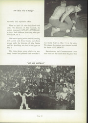 Page 17, 1955 Edition, Crawfordsville High School - Athenian Yearbook (Crawfordsville, IN) online yearbook collection