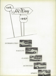 Page 9, 1957 Edition, Crawfordsville High School - Athenian Yearbook (Crawfordsville, IN) online yearbook collection