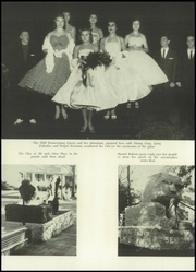 Page 14, 1959 Edition, Crawfordsville High School - Athenian Yearbook (Crawfordsville, IN) online yearbook collection