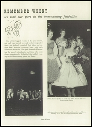 Page 15, 1959 Edition, Crawfordsville High School - Athenian Yearbook (Crawfordsville, IN) online yearbook collection