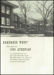 Page 7, 1959 Edition, Crawfordsville High School - Athenian Yearbook (Crawfordsville, IN) online yearbook collection