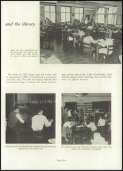 Page 9, 1959 Edition, Crawfordsville High School - Athenian Yearbook (Crawfordsville, IN) online yearbook collection