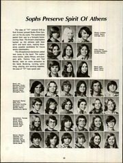 Page 14, 1975 Edition, Crawfordsville High School - Athenian Yearbook (Crawfordsville, IN) online yearbook collection
