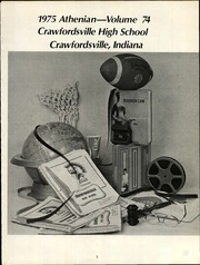 Page 5, 1975 Edition, Crawfordsville High School - Athenian Yearbook (Crawfordsville, IN) online yearbook collection