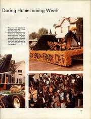 Page 17, 1977 Edition, Crawfordsville High School - Athenian Yearbook (Crawfordsville, IN) online yearbook collection