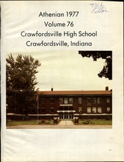 Page 5, 1977 Edition, Crawfordsville High School - Athenian Yearbook (Crawfordsville, IN) online yearbook collection