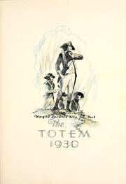 Page 7, 1930 Edition, South Side High School - Totem Yearbook (Fort Wayne, IN) online yearbook collection