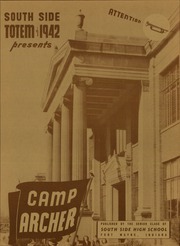 Page 5, 1942 Edition, South Side High School - Totem Yearbook (Fort Wayne, IN) online yearbook collection