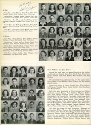 Page 56, 1942 Edition, South Side High School - Totem Yearbook (Fort Wayne, IN) online yearbook collection