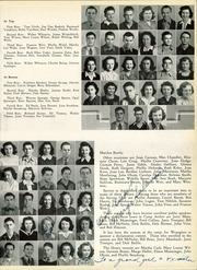 Page 57, 1942 Edition, South Side High School - Totem Yearbook (Fort Wayne, IN) online yearbook collection