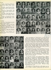 Page 66, 1942 Edition, South Side High School - Totem Yearbook (Fort Wayne, IN) online yearbook collection
