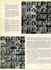 Page 68, 1942 Edition, South Side High School - Totem Yearbook (Fort Wayne, IN) online yearbook collection