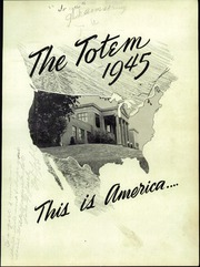 Page 5, 1945 Edition, South Side High School - Totem Yearbook (Fort Wayne, IN) online yearbook collection