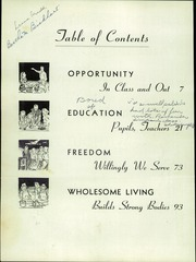 Page 8, 1945 Edition, South Side High School - Totem Yearbook (Fort Wayne, IN) online yearbook collection