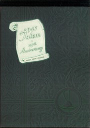Page 1, 1947 Edition, South Side High School - Totem Yearbook (Fort Wayne, IN) online yearbook collection