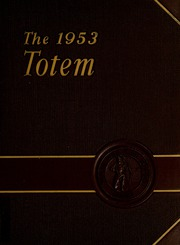 1953 Edition, South Side High School - Totem Yearbook (Fort Wayne, IN)