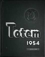 Page 1, 1954 Edition, South Side High School - Totem Yearbook (Fort Wayne, IN) online yearbook collection