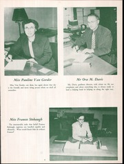 Page 13, 1954 Edition, South Side High School - Totem Yearbook (Fort Wayne, IN) online yearbook collection