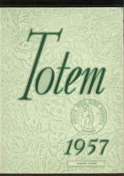 1957 Edition, South Side High School - Totem Yearbook (Fort Wayne, IN)