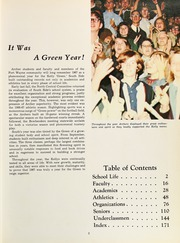 Page 7, 1967 Edition, South Side High School - Totem Yearbook (Fort Wayne, IN) online yearbook collection