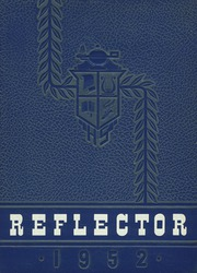 1952 Edition, Griffith High School - Reflector Yearbook (Griffith, IN)