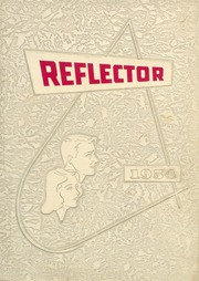 1954 Edition, Griffith High School - Reflector Yearbook (Griffith, IN)