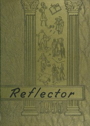 1955 Edition, Griffith High School - Reflector Yearbook (Griffith, IN)