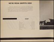 Page 6, 1956 Edition, Griffith High School - Reflector Yearbook (Griffith, IN) online yearbook collection