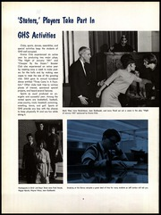 Page 10, 1966 Edition, Griffith High School - Reflector Yearbook (Griffith, IN) online yearbook collection