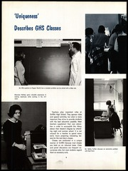 Page 12, 1966 Edition, Griffith High School - Reflector Yearbook (Griffith, IN) online yearbook collection