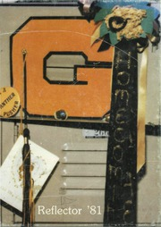 1981 Edition, Griffith High School - Reflector Yearbook (Griffith, IN)
