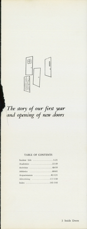 Page 10, 1962 Edition, Arlington High School - Accolade Yearbook (Indianapolis, IN) online yearbook collection