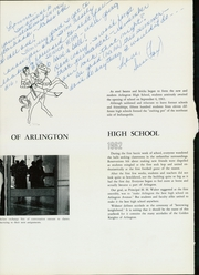 Page 11, 1962 Edition, Arlington High School - Accolade Yearbook (Indianapolis, IN) online yearbook collection