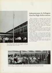 Page 16, 1962 Edition, Arlington High School - Accolade Yearbook (Indianapolis, IN) online yearbook collection