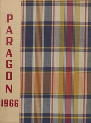 1966 Edition, Munster High School - Paragon Yearbook (Munster, IN)