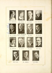Page 16, 1924 Edition, Anderson High School - Indian Yearbook (Anderson, IN) online yearbook collection
