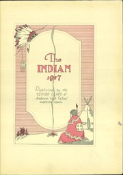 Page 7, 1927 Edition, Anderson High School - Indian Yearbook (Anderson, IN) online yearbook collection