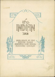 Page 5, 1928 Edition, Anderson High School - Indian Yearbook (Anderson, IN) online yearbook collection