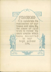 Page 6, 1928 Edition, Anderson High School - Indian Yearbook (Anderson, IN) online yearbook collection
