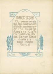Page 7, 1928 Edition, Anderson High School - Indian Yearbook (Anderson, IN) online yearbook collection