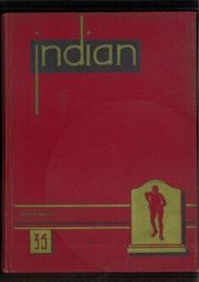 Page 1, 1935 Edition, Anderson High School - Indian Yearbook (Anderson, IN) online yearbook collection