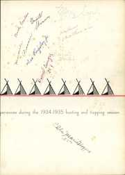 Page 7, 1935 Edition, Anderson High School - Indian Yearbook (Anderson, IN) online yearbook collection