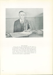 Page 17, 1939 Edition, Anderson High School - Indian Yearbook (Anderson, IN) online yearbook collection