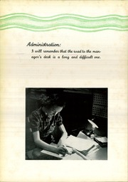 Page 12, 1940 Edition, Anderson High School - Indian Yearbook (Anderson, IN) online yearbook collection
